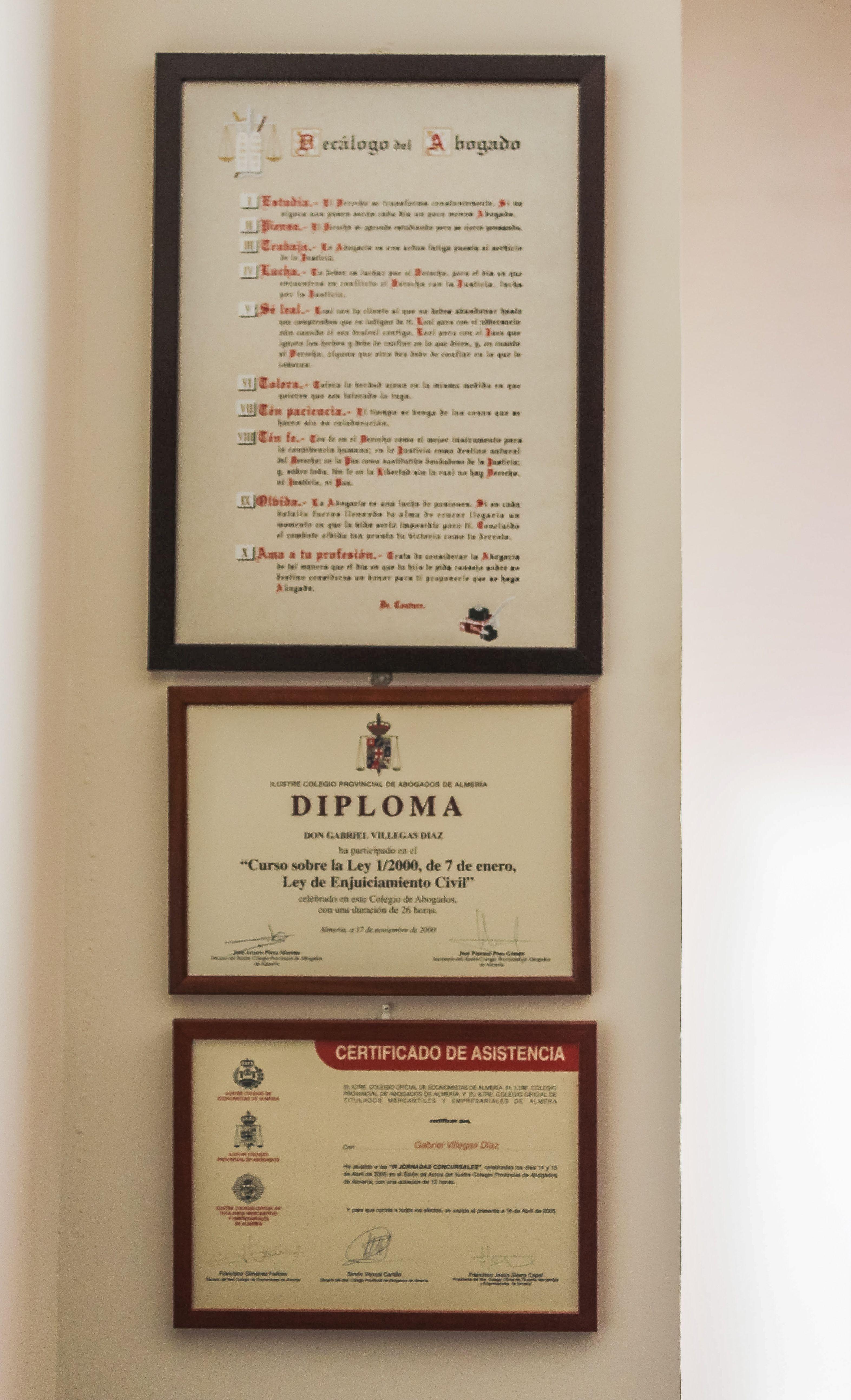 Abogados en Almería