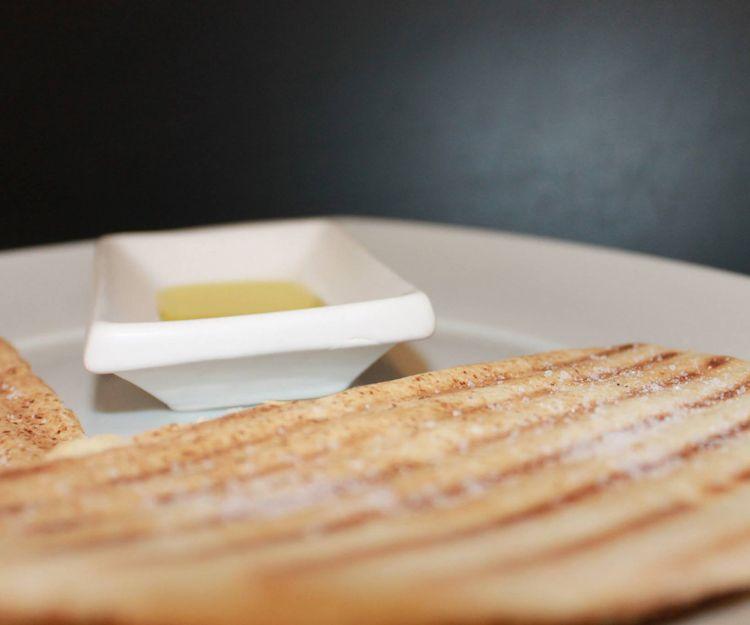Venta de pan de pita libanés artesanal en Valencia