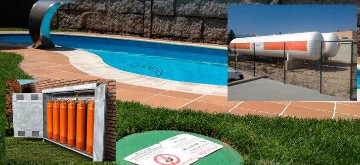 Instalaciones de gas propano en Vigo