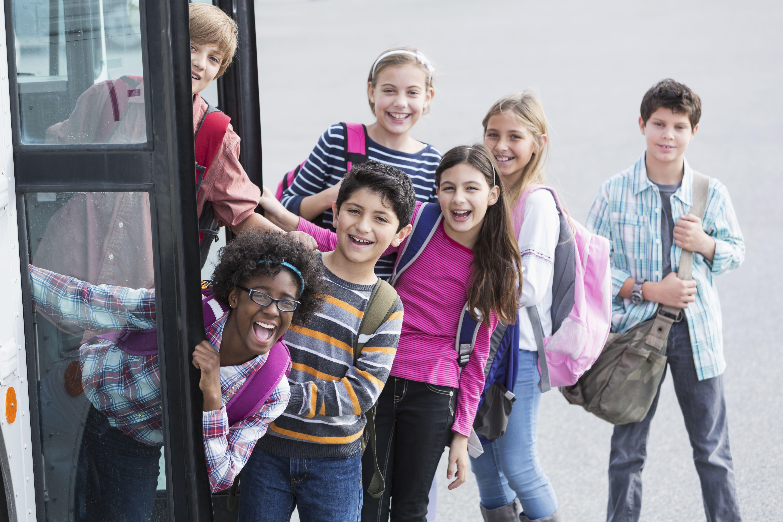 Rutas de colegio: Autocares de Baby Bus