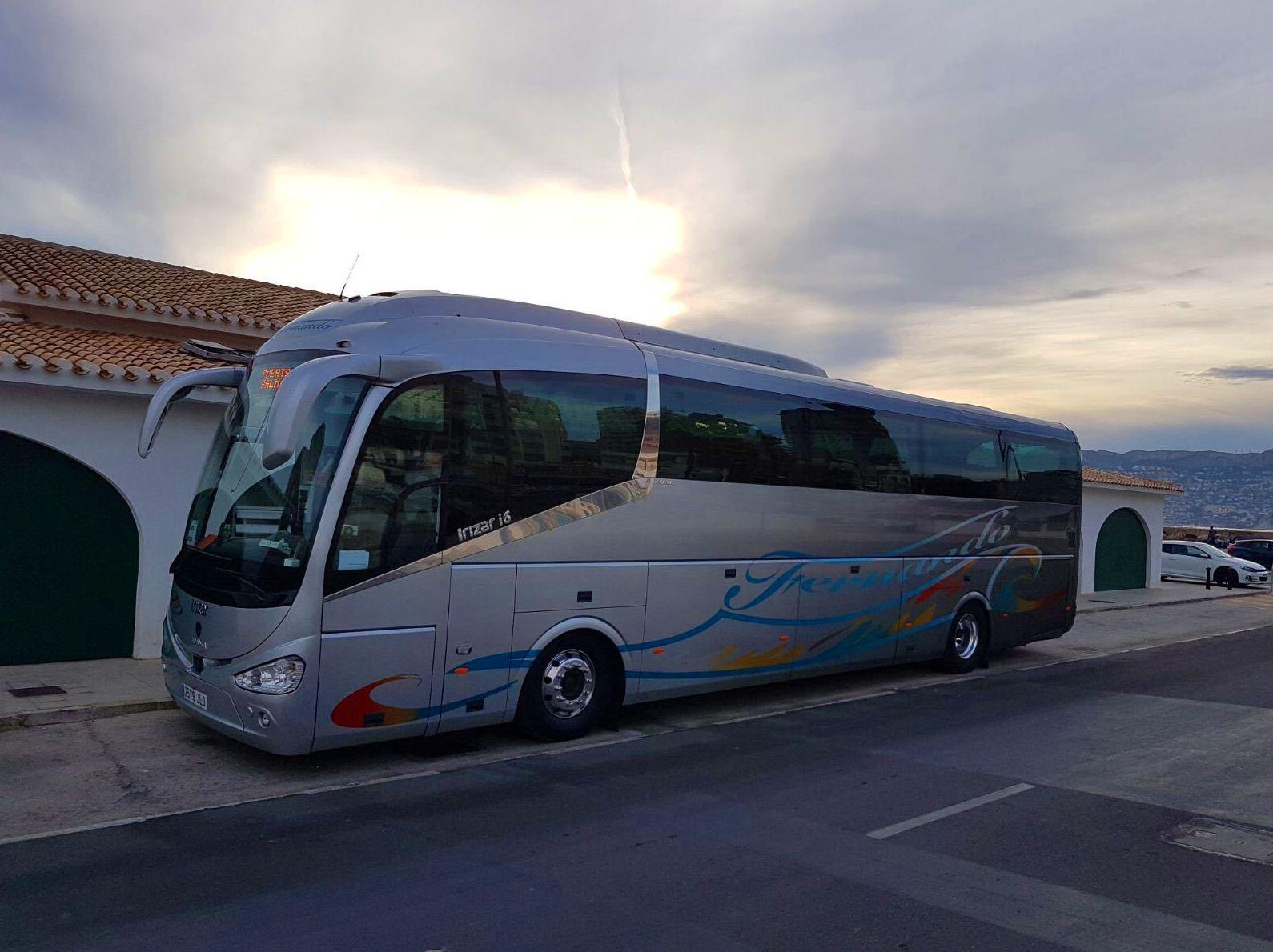 Foto 4 de Autocares en Rubí | Baby Bus