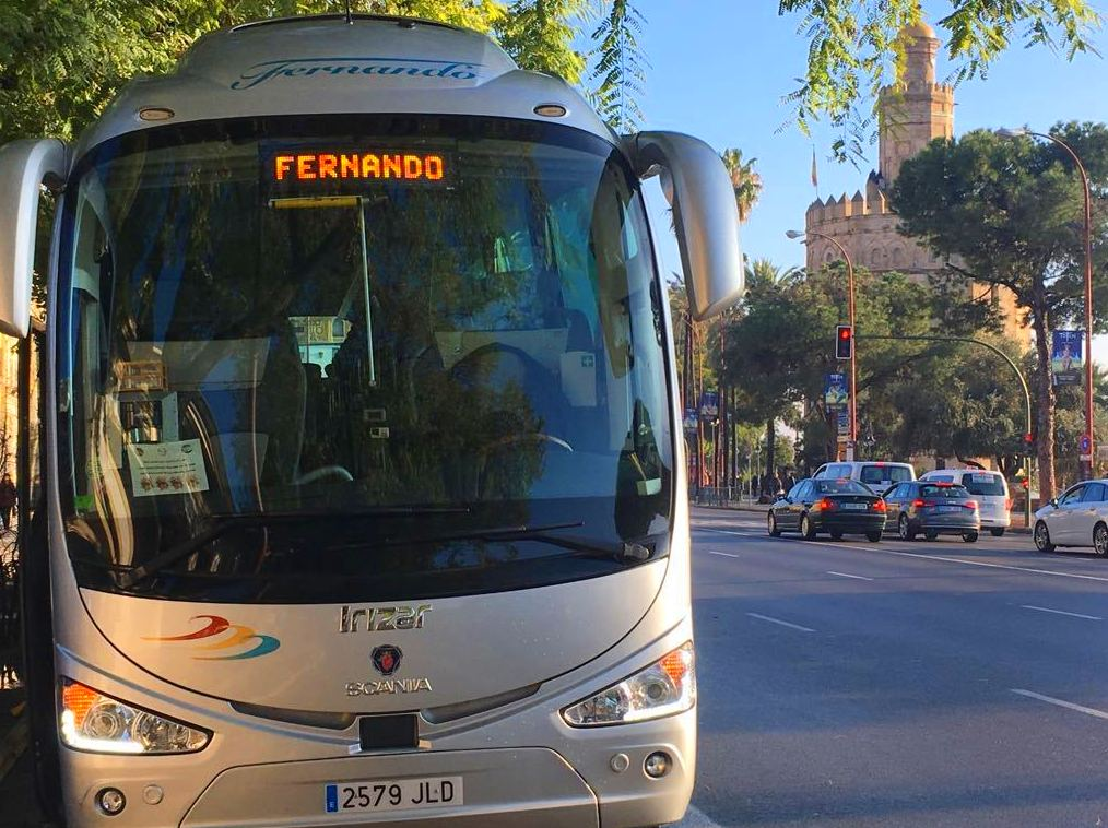 Foto 3 de Autocares en Rubí | Baby Bus