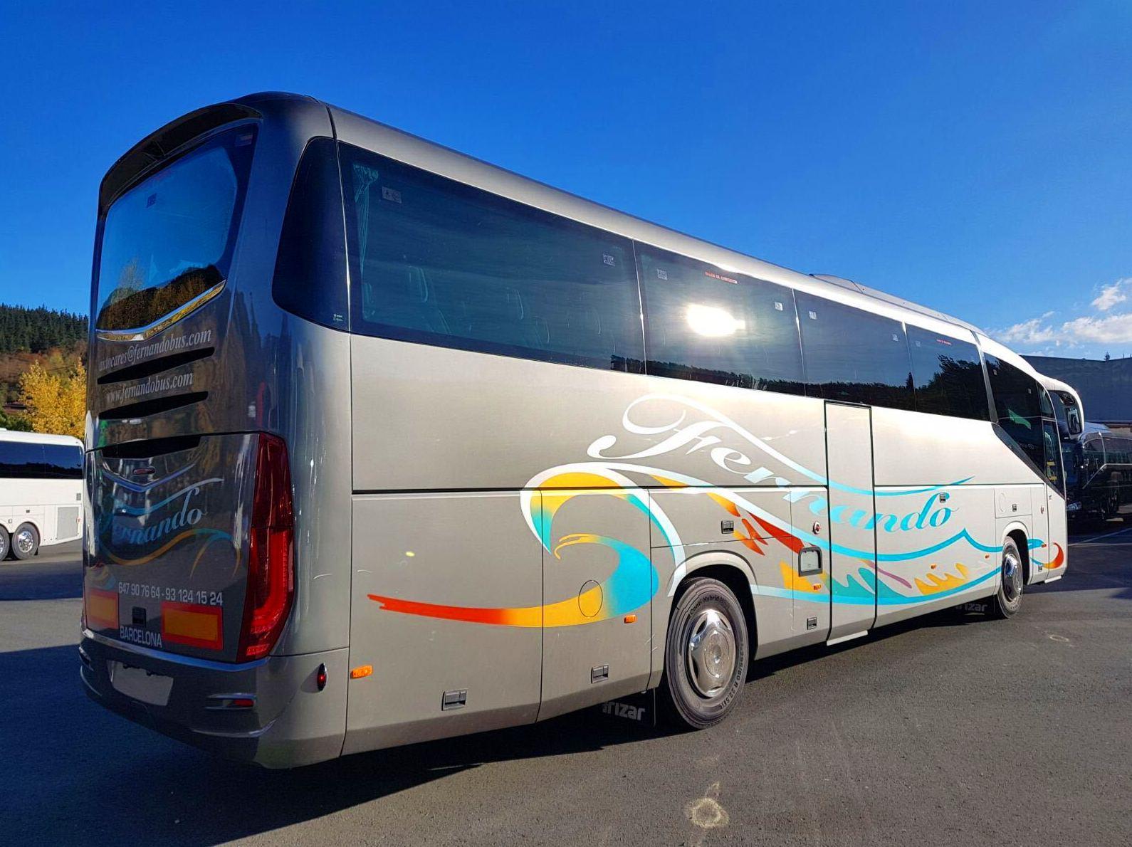 Foto 5 de Autocares en Rubí | Baby Bus