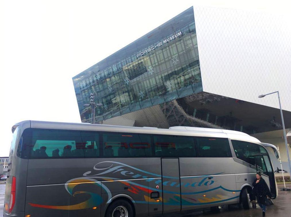 Foto 2 de Autocares en Rubí | Baby Bus