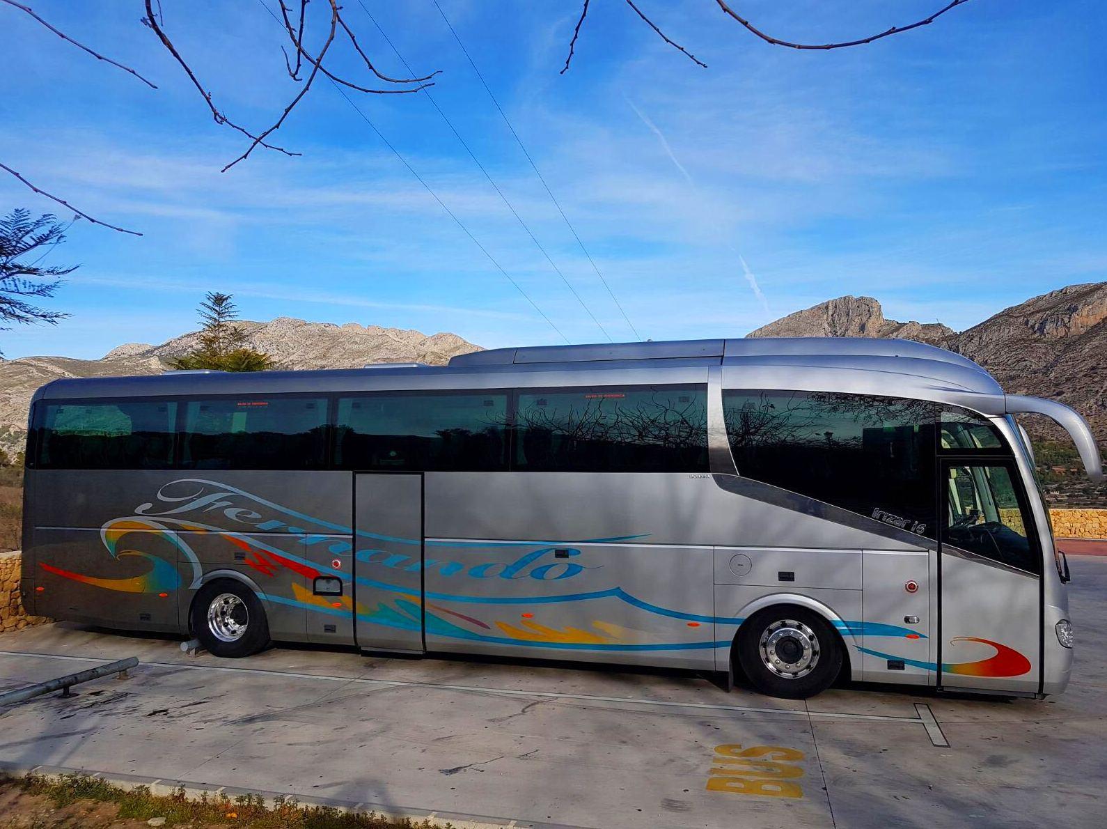 Foto 6 de Autocares en Rubí | Baby Bus