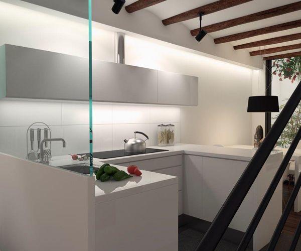 Reformas de cocinas en Barcelona