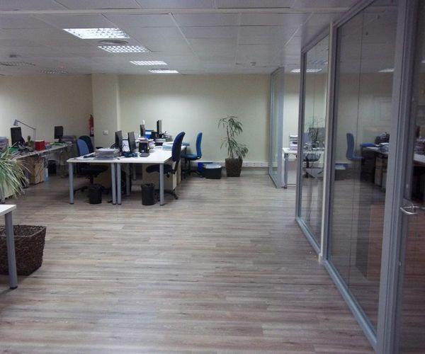 Reformas de oficinas en Barcelona