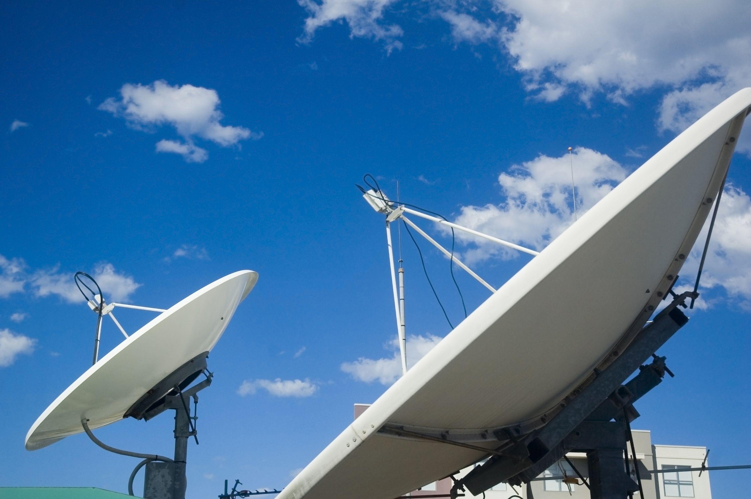 Instalación de antenas en Faura