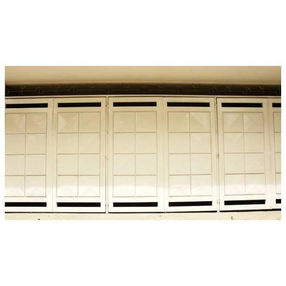Puertas: Productos y servicios de Construcciones Metálicas Jutefer s.l.