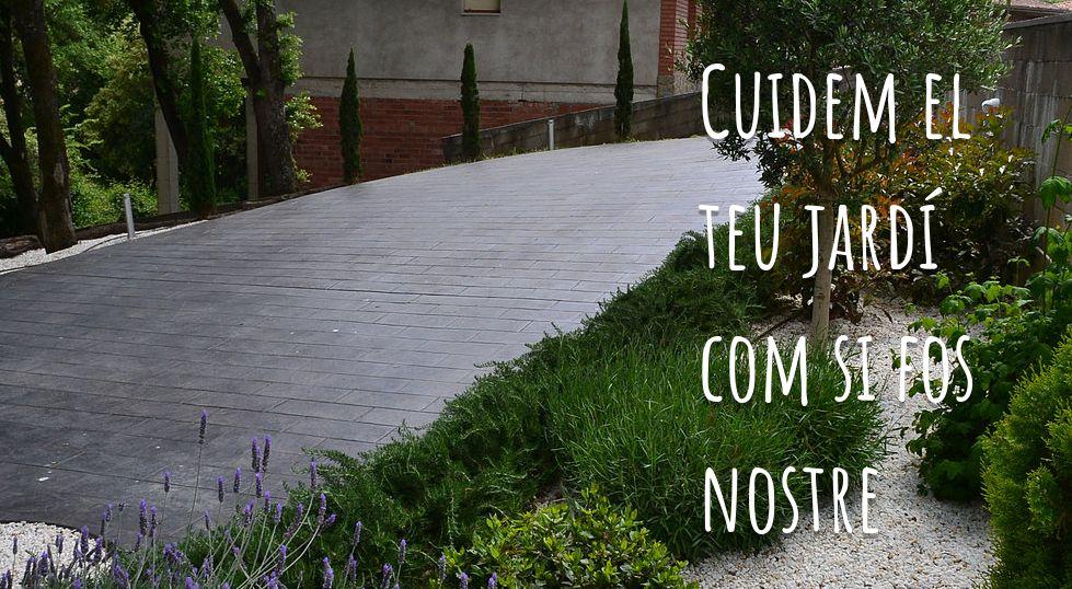 Empresas de jardinería en Girona y Olot