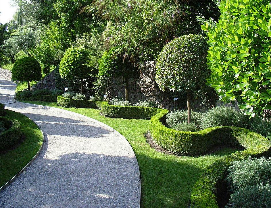Jardines con estilo en Girona