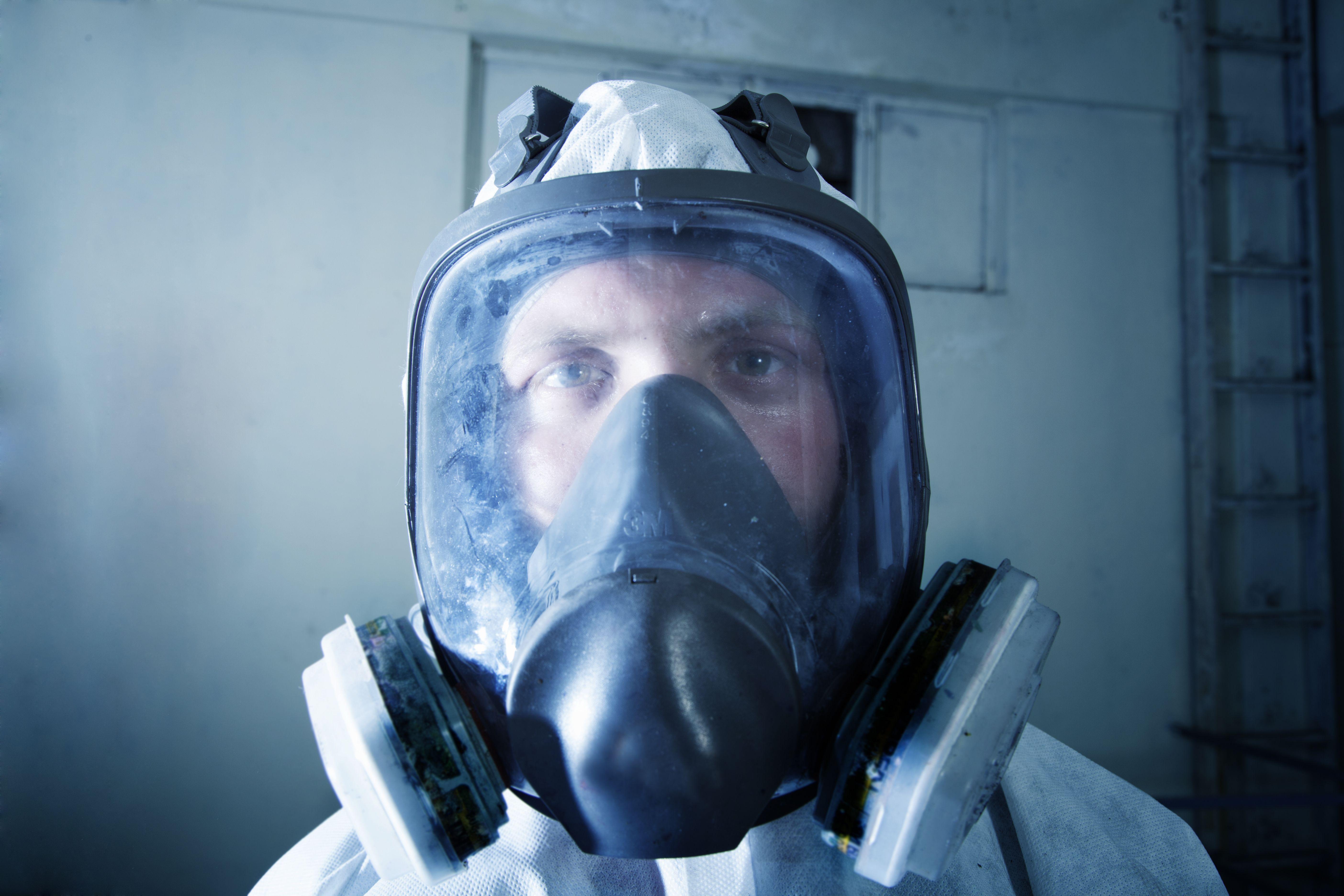 Protección respiratoria: Productos y servicios de Cisa Protección Laboral