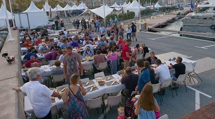 COMIDA POPULAR: Servicios de Shargar Catering