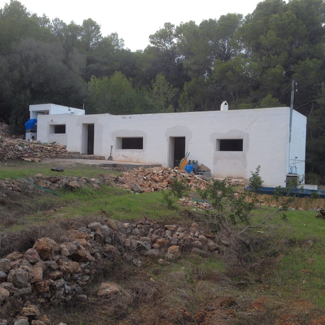 Obra nueva: Servicios de Reformas Integrales Ibiza