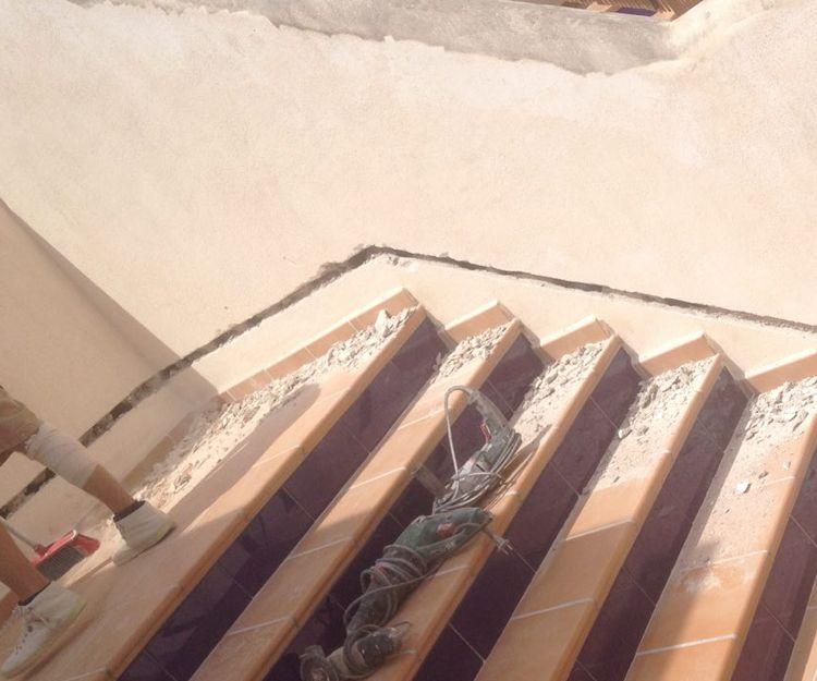 Trabajos de albañilería en Baleares