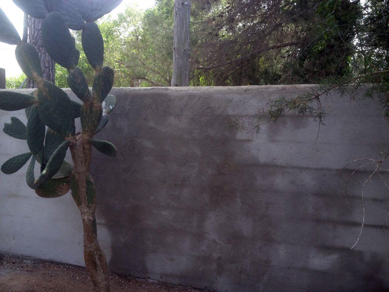 Construcción de muros de exterior