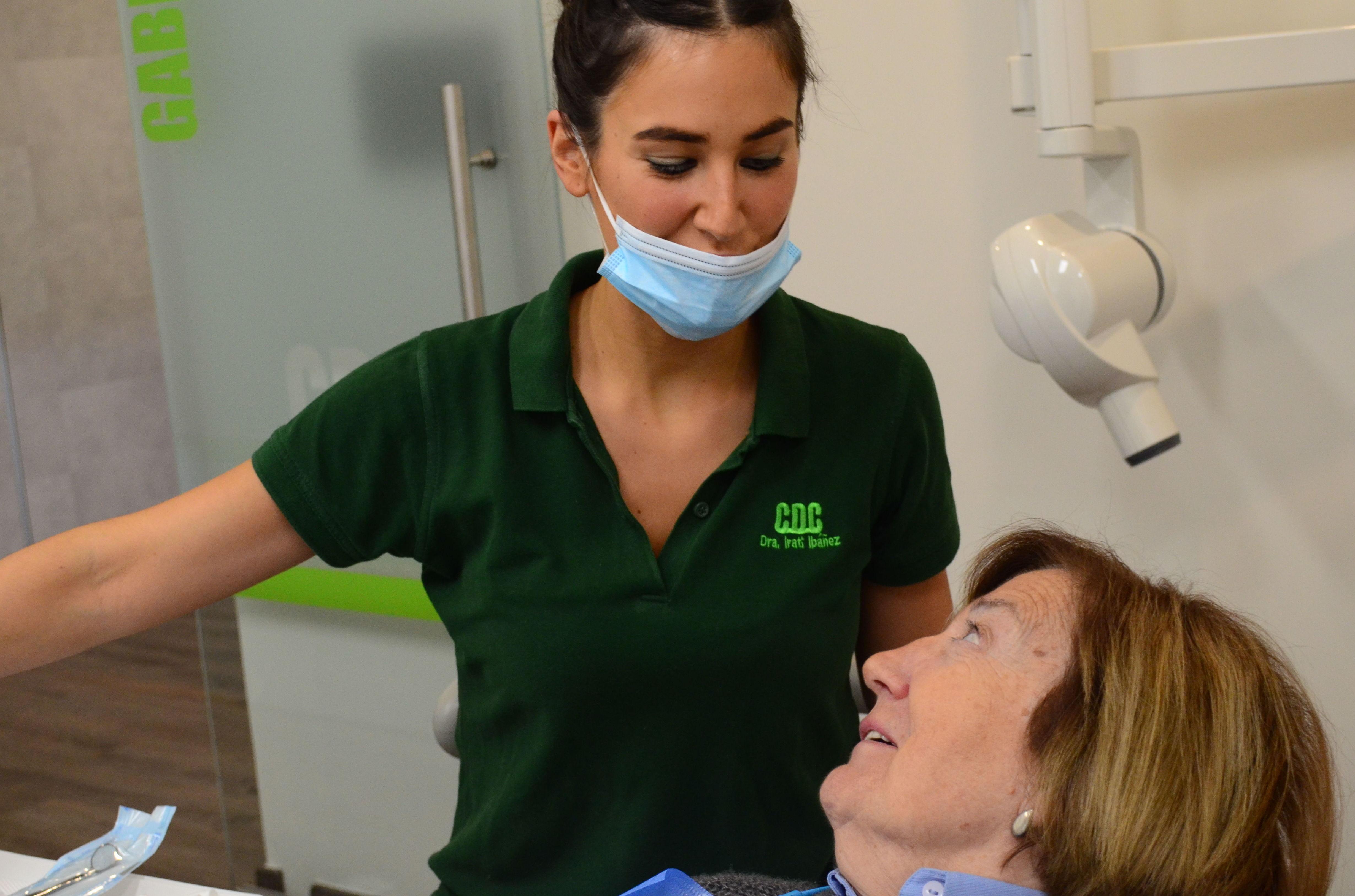 Clínica dental en Santutxu