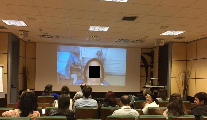 Curso organizado por Clínica dental El Carmen Santutxu Bilbao