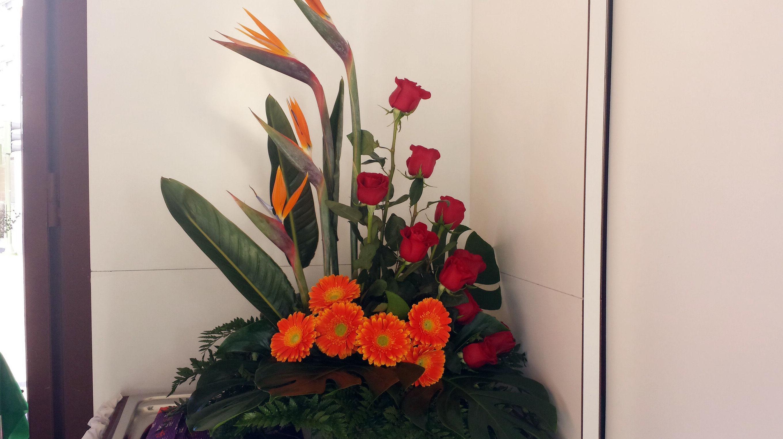 Centros de flores para eventos