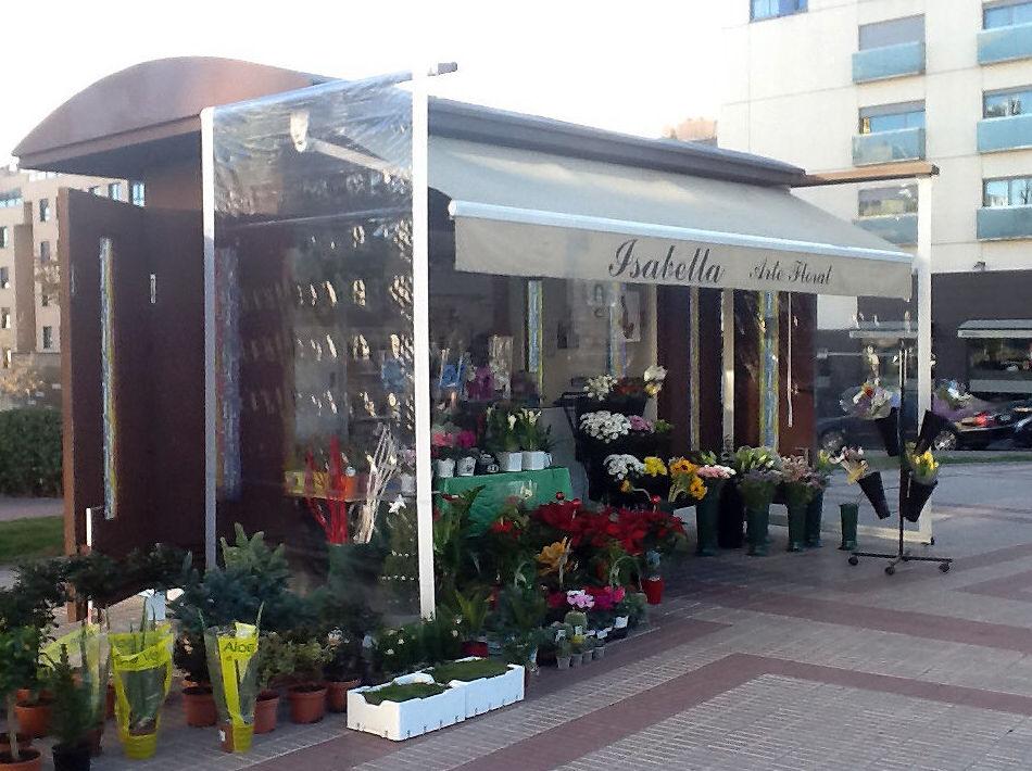 Floristería en Las Tablas (Madrid)