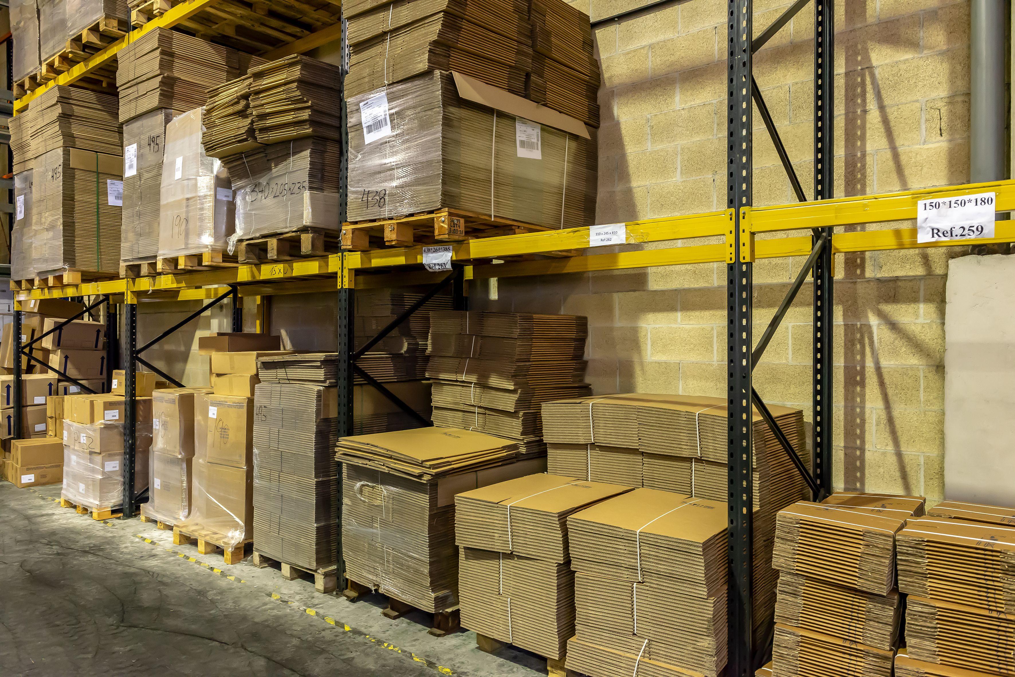 Maquinaria de embalajes en Vizcaya