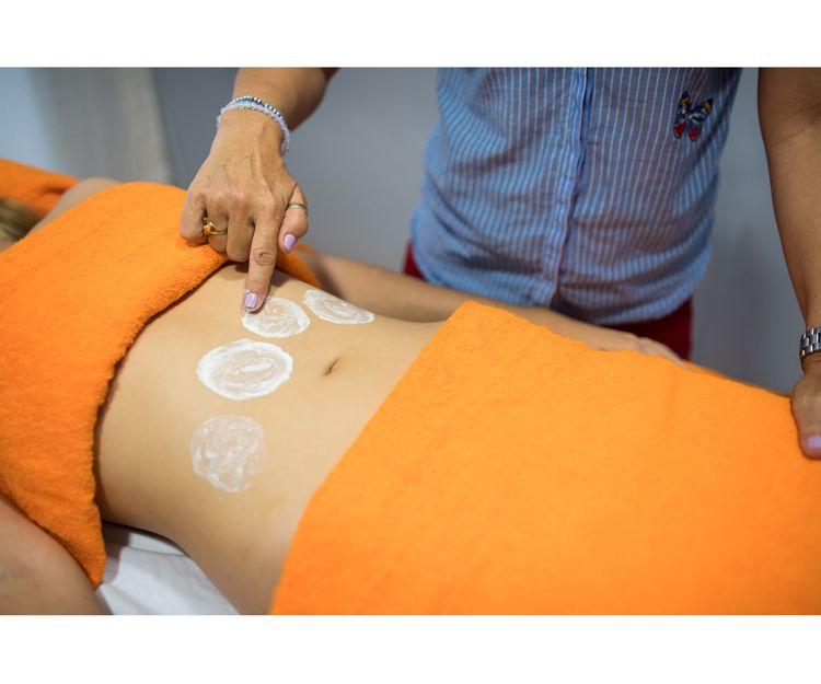 Centro de masajes, tratamiento rejuvenecedor