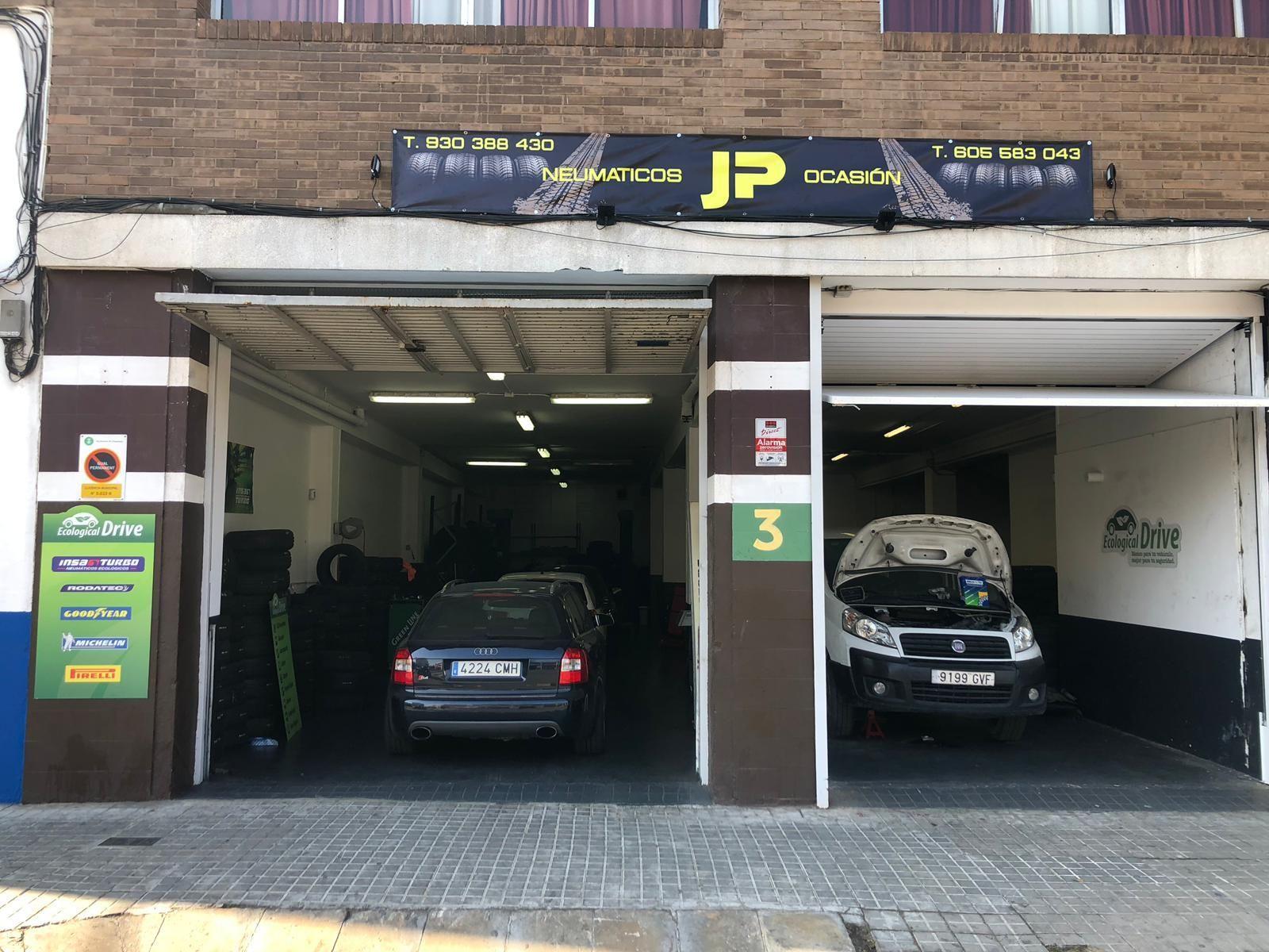 Foto 2 de Taller de coches en  | Neumáticos JP Ocasión