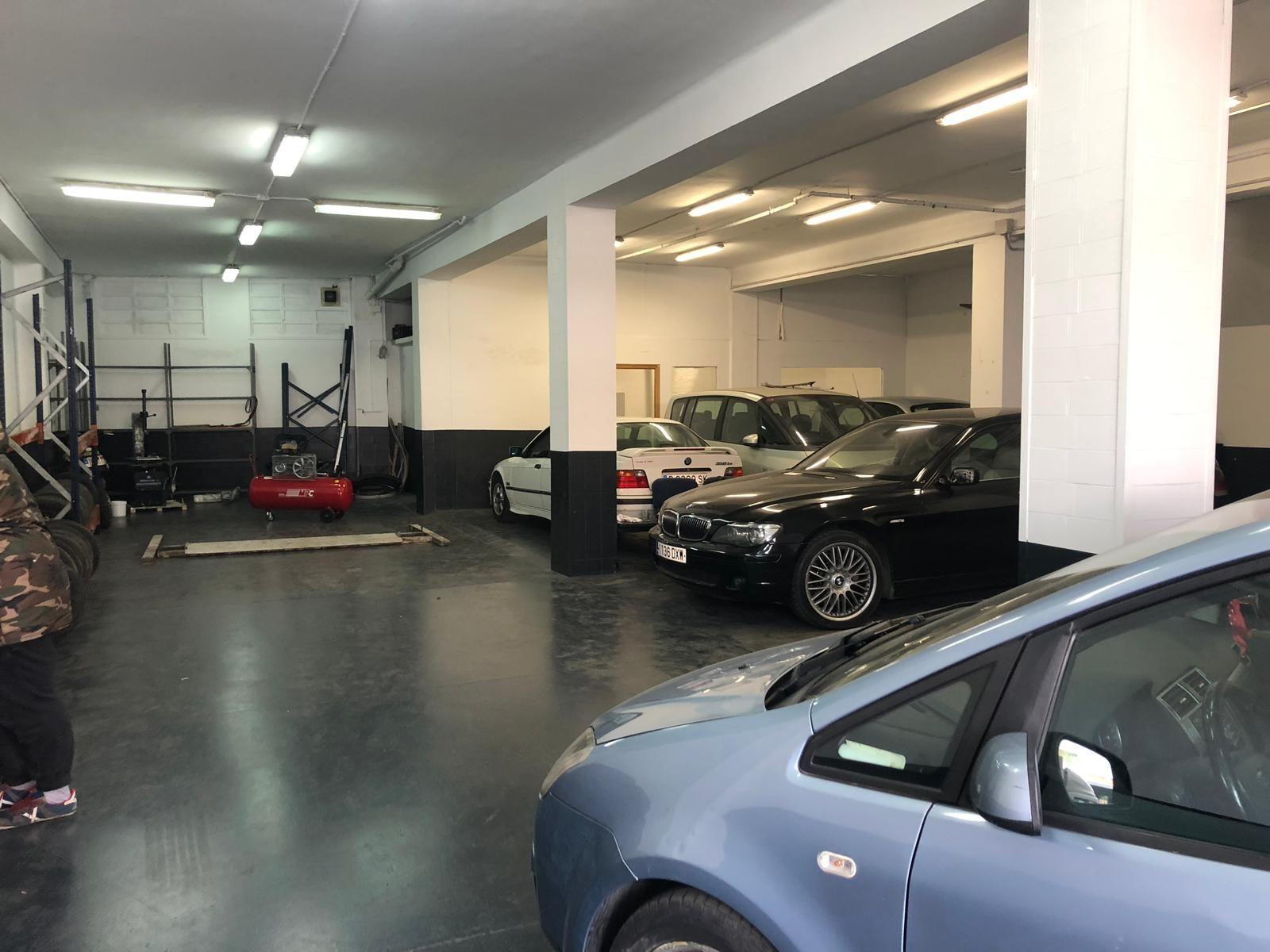 Foto 5 de Taller de coches en    Neumáticos JP Ocasión