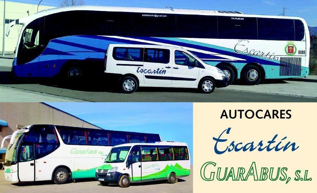 Foto 13 de Empresa de autocares en Jaca | Autocares Escartín, SL