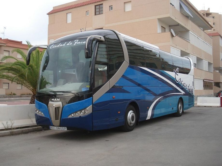 Foto 4 de Empresa de autocares en Jaca | Autocares Escartín, SL