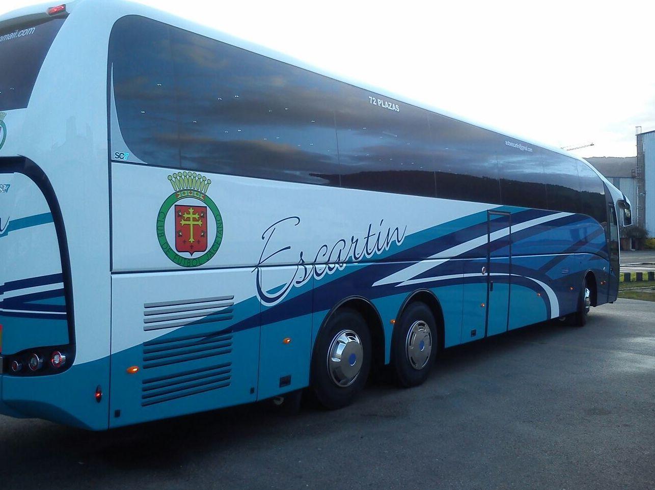 Foto 3 de Empresa de autocares en Jaca | Autocares Escartín, SL