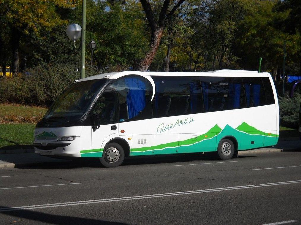 Foto 5 de Empresa de autocares en Jaca | Autocares Escartín, SL