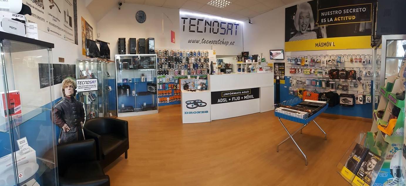 Foto 1 de Equipos de Telefonía en Cangas de Morrazo | Tecnosat