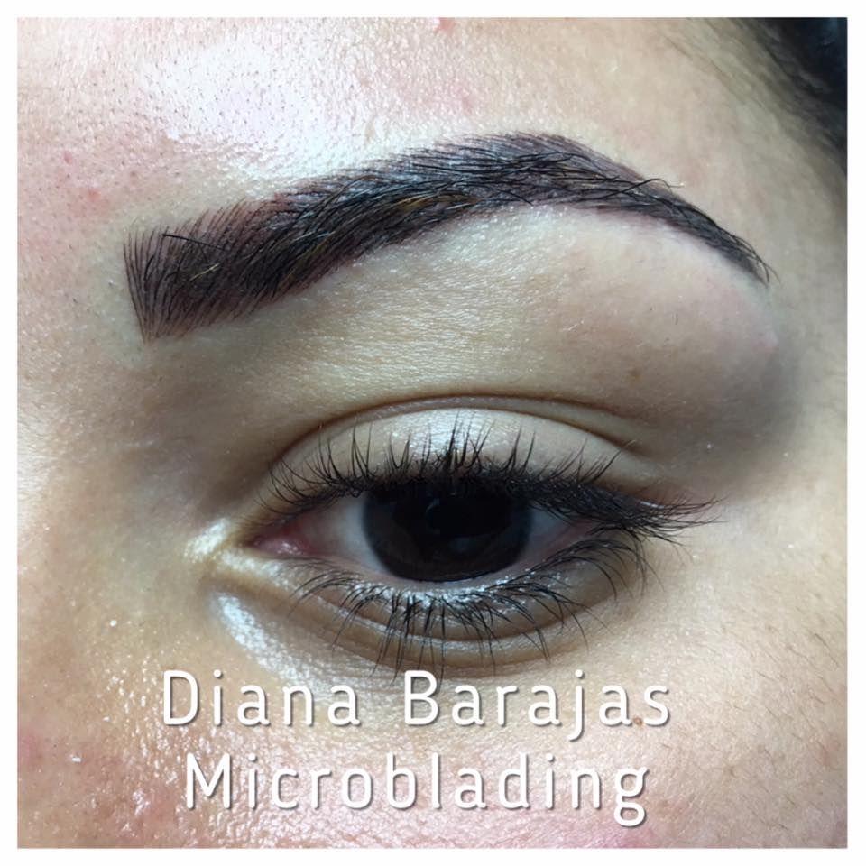 Microblanding: Servicios de Centro de Estética y Peluquería Diana Barajas
