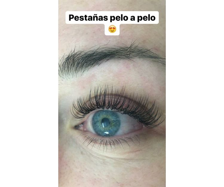 Pestañas pelo a pelo en Las Palmas