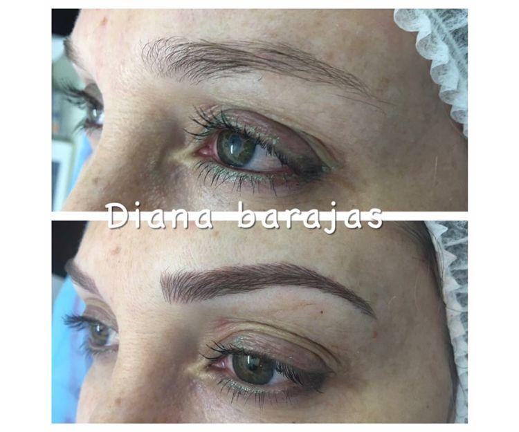 Micropigmentación de cejas pelo a pelo en Las Palmas