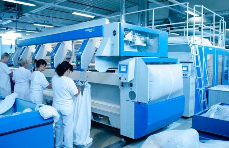Lavandería industrial: Servicios de Balearfresh, tienda de maquinaria