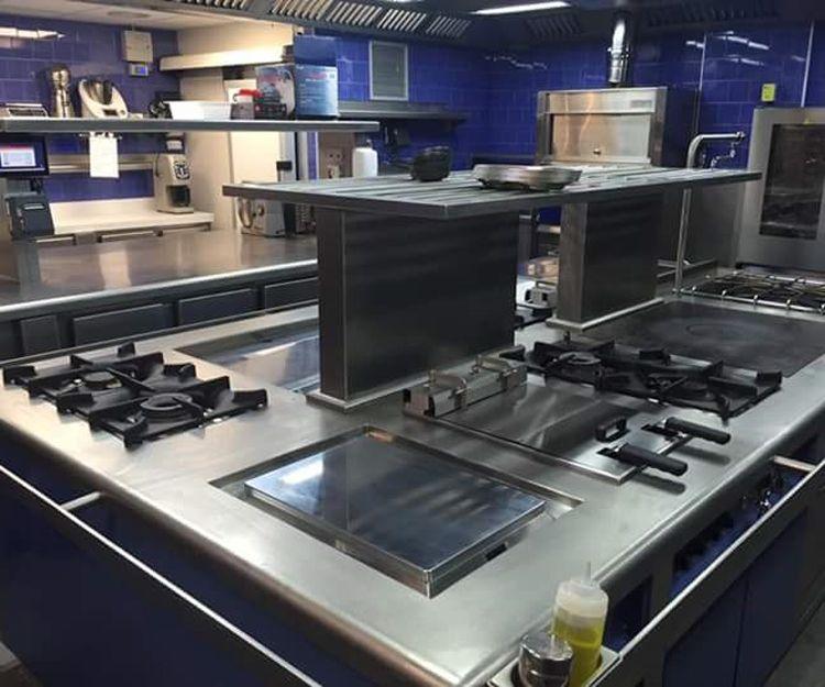 Instalación de equipamientos para hostelería en Palma de Mallorca
