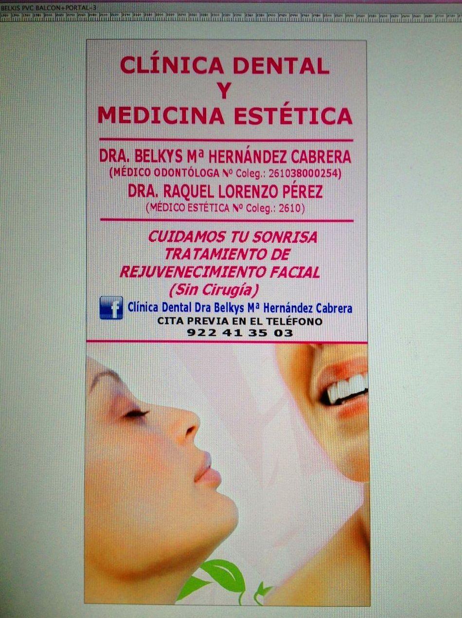 Foto 16 de Clínicas dentales en Santa Cruz de la Palma | Clínica Dental Dra. Belkys Hernández Cabrera