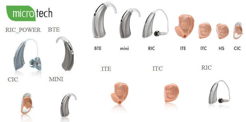 Audífonos Microtech