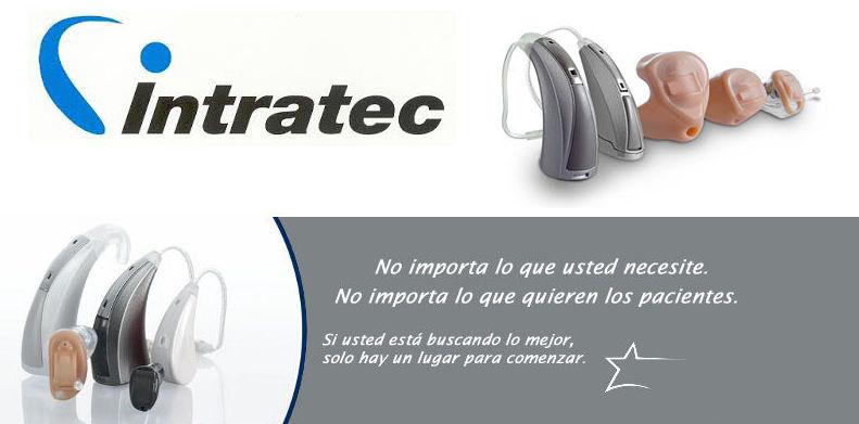 Audífonos Intratec