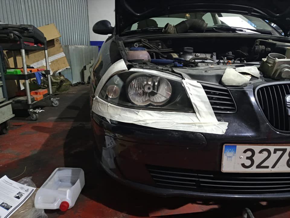 Todo tipo de reparaciones para tu coche