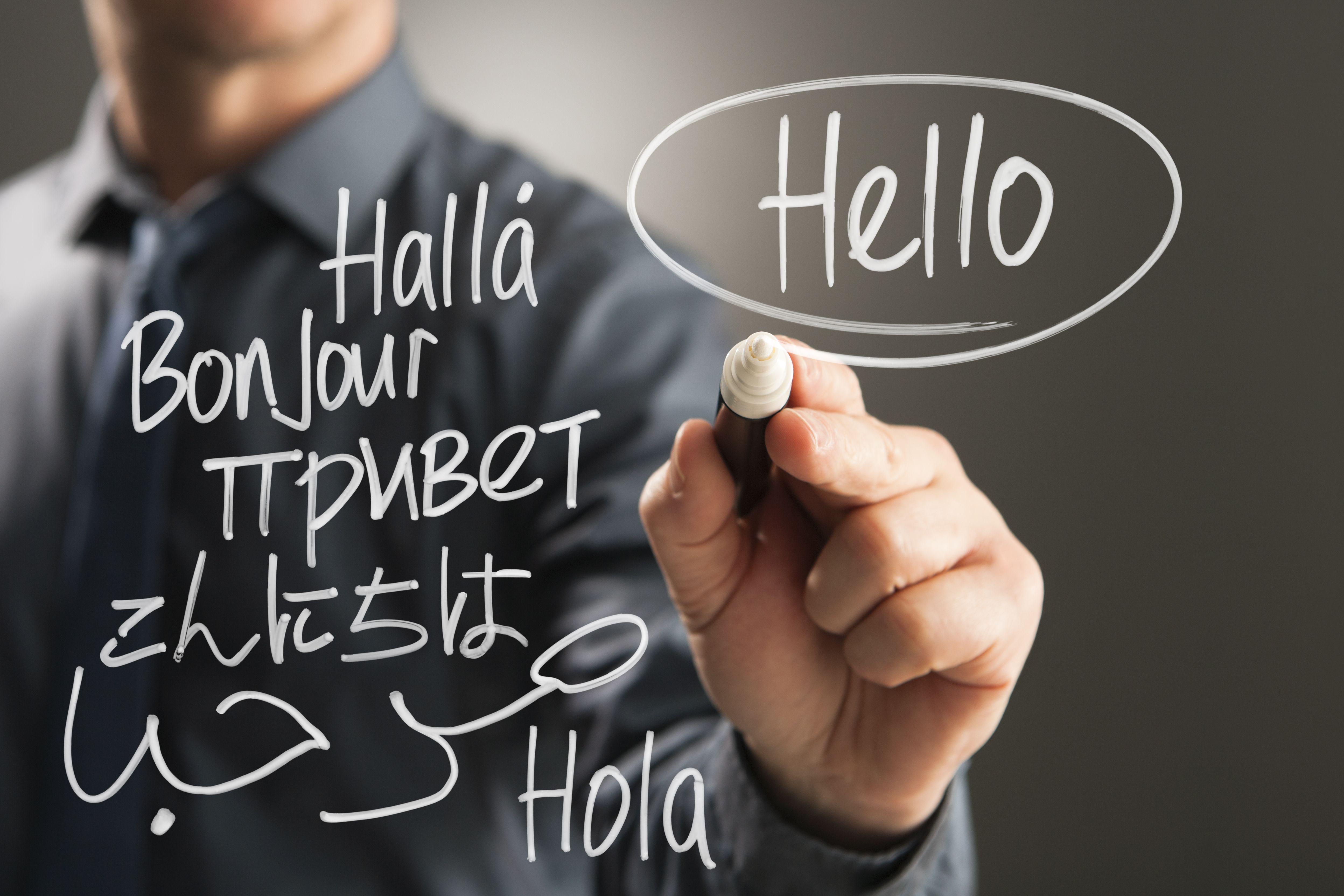 Expertos en traducción, interpretación y corrección de textos