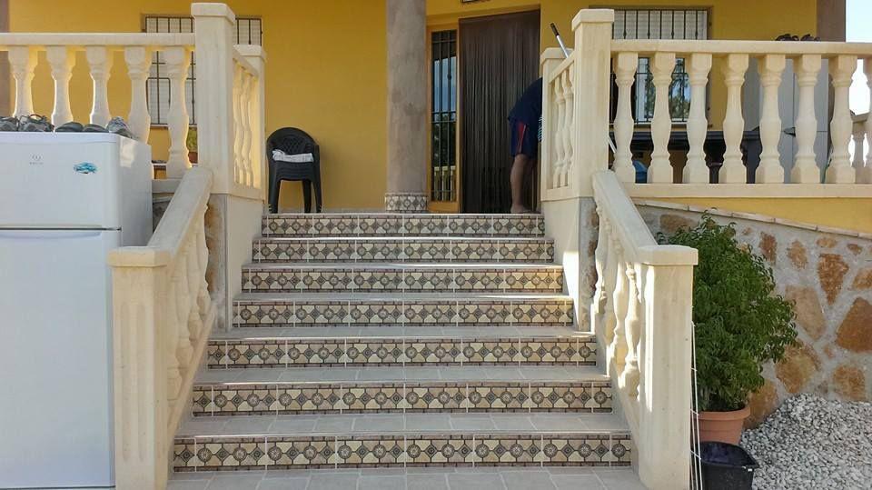 Rehabilitación de fachadas en Alcantarilla, Murcia