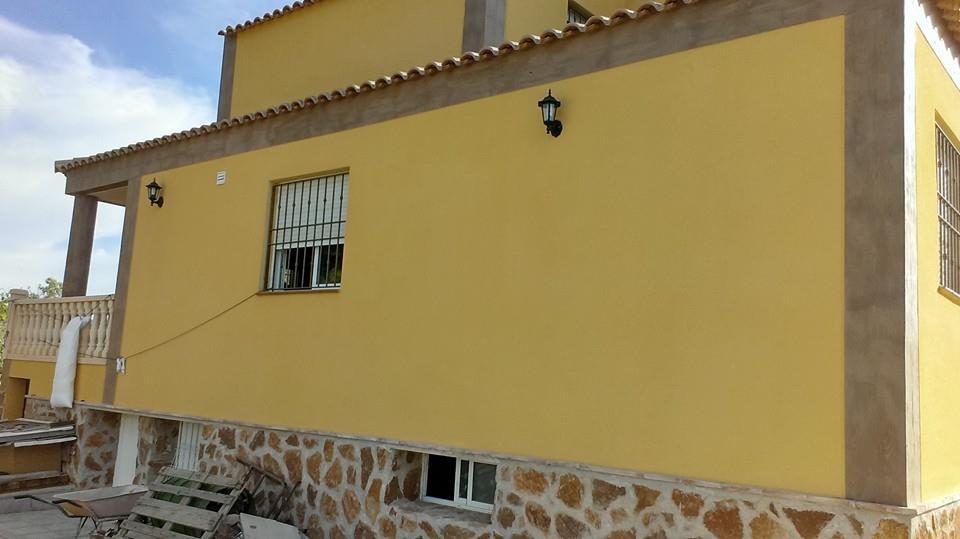 Reformas de fachadas en Alcantarilla, Murcia