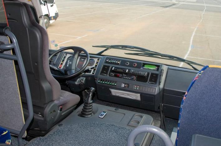 Foto 13 de Autocares en Castell de Castells | Autobuses A. Tomás