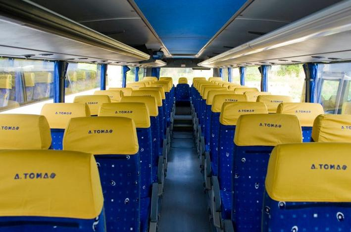 Foto 22 de Autocares en Castell de Castells | Autobuses A. Tomás