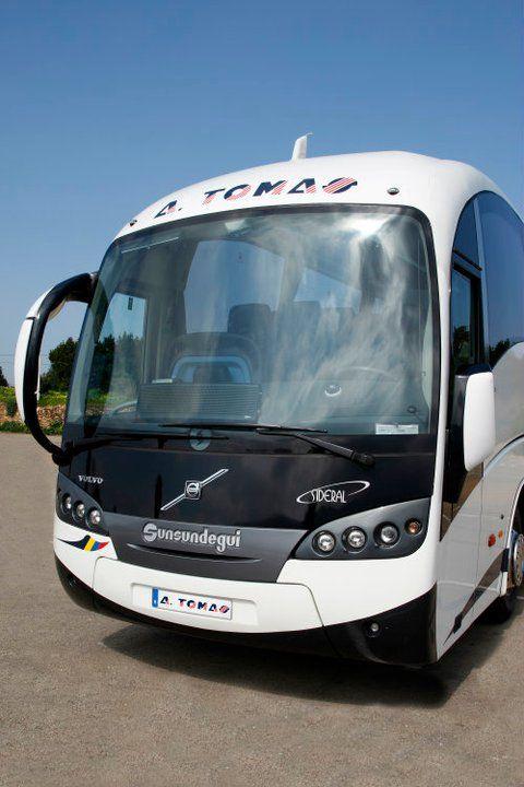 Foto 8 de Autocares en Castell de Castells | Autobuses A. Tomás