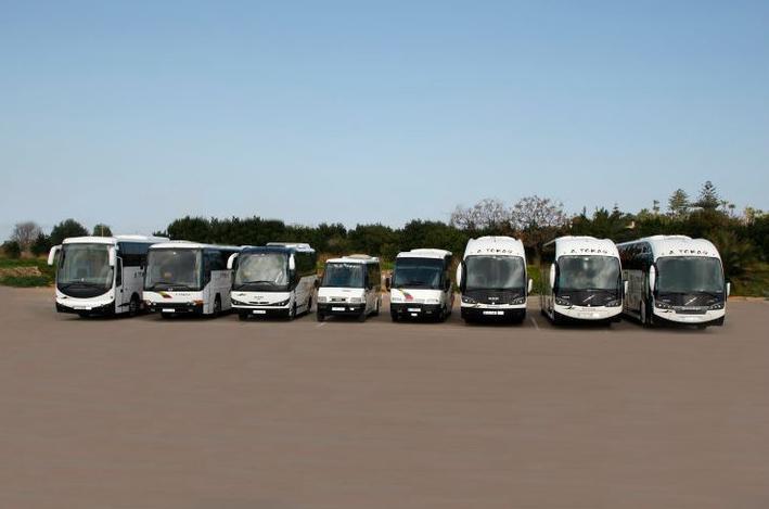 Foto 20 de Autocares en Castell de Castells | Autobuses A. Tomás