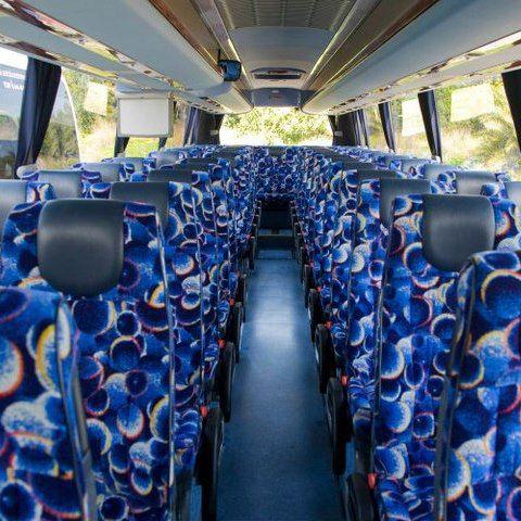 Foto 24 de Autocares en Castell de Castells | Autobuses A. Tomás